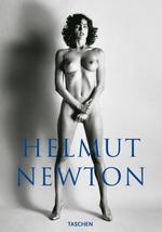 Couverture Helmut Newton