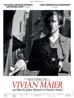 Affiche À la recherche de Vivian Maier