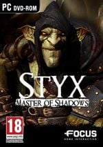 Jaquette Styx : Master of Shadows