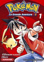 Couverture Pokémon : La Grande Aventure !