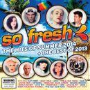 Pochette So Fresh: The Hits of Summer 2014 + Best of 2013