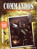 Jaquette Commandos : Le Sens du devoir