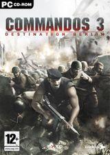 Jaquette Commandos 3 : Destination Berlin