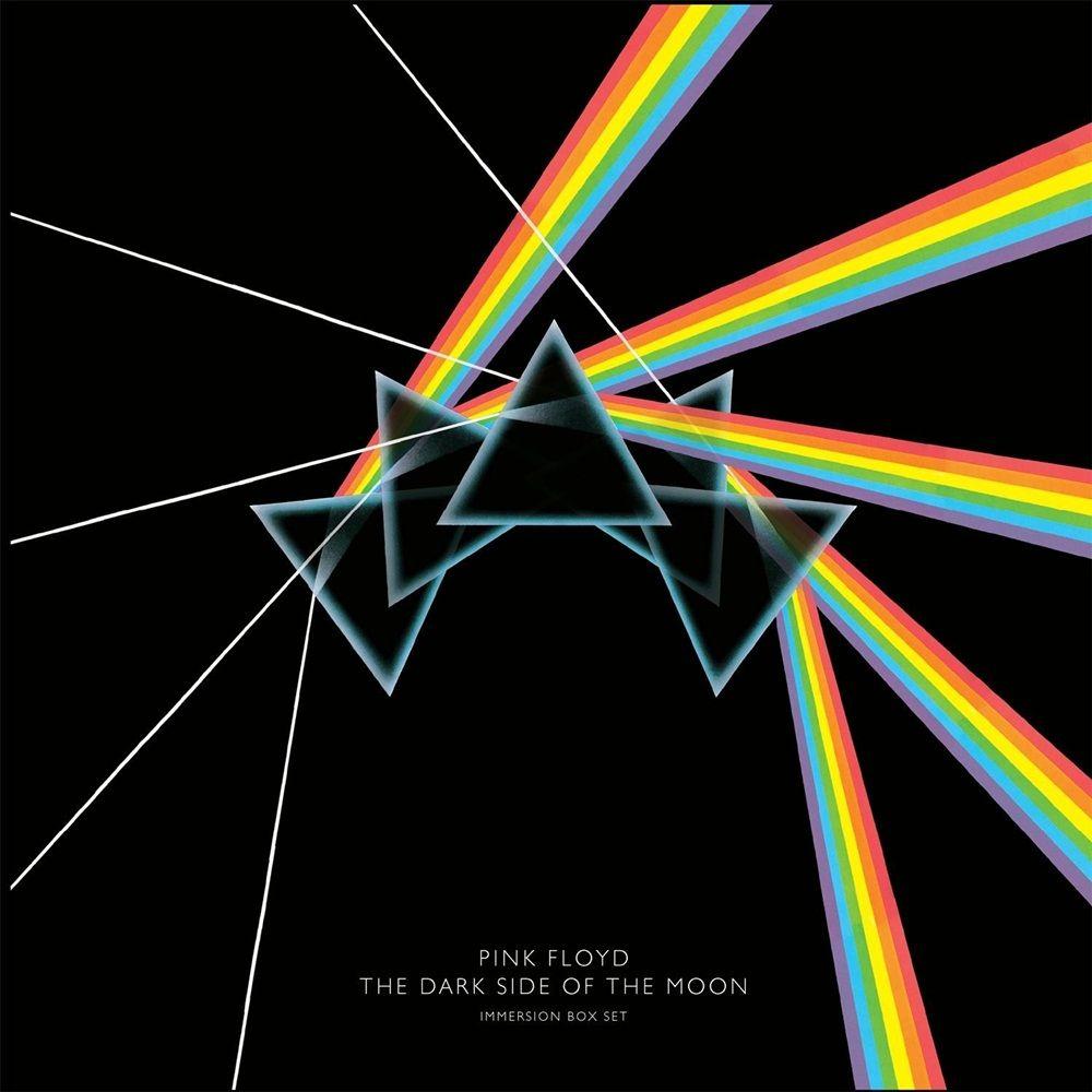 Классические альбомы пинк флойд - тёмная сторона луны