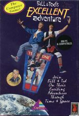 Jaquette Bill & Ted's Excellent Adventure