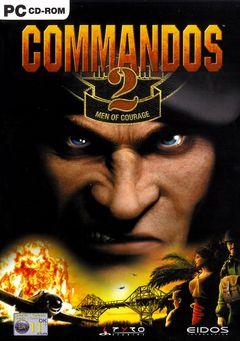 Jaquette Commandos 2 : Men of Courage