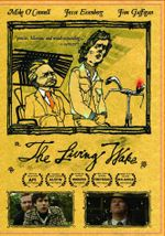 Affiche The Living Wake