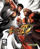 Jaquette Street Fighter IV