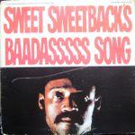 Pochette Sweet Sweetback's Baadasssss Song (An Opera) (OST)