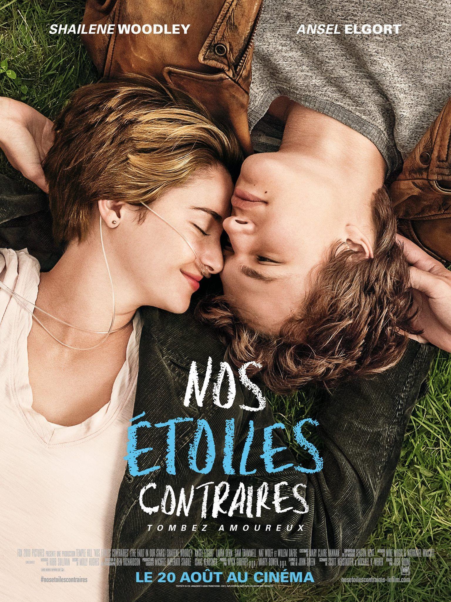 Nos Etoiles Contraires Film 2014 Senscritique
