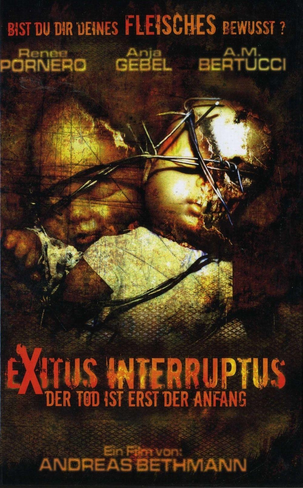 Exitus interruptus - Film (2006) - SensCritique