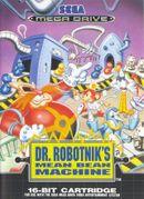 Jaquette Dr. Robotnik's Mean Bean Machine