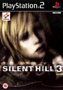 Jaquette Silent Hill 3