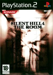 Jaquette Silent Hill 4: The Room