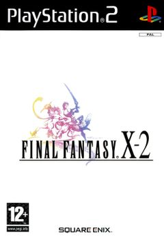 Jaquette Final Fantasy X-2