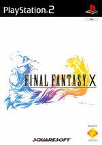 Jaquette Final Fantasy X