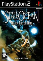 Jaquette Star Ocean: Till the End of Time