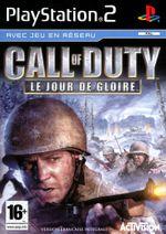 Jaquette Call of Duty : Le Jour de gloire