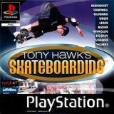 Jaquette Tony Hawk's Skateboarding