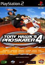 Jaquette Tony Hawk's Pro Skater 4