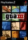 Jaquette Grand Theft Auto III
