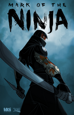 Jaquette Mark of the Ninja