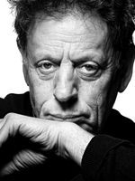Photo Philip Glass