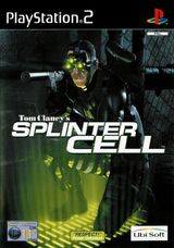 Jaquette Splinter Cell