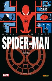 Couverture 99 Problèmes - Marvel Knights Spider-Man
