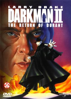 Affiche Darkman II : The Return of Durant