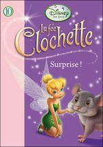 Couverture La Fée Clochette : Surprise !