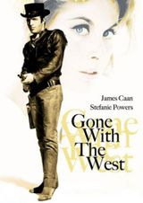 Affiche Gone with the West