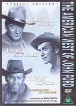 Affiche The American West of John Ford