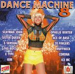 Pochette Dance Machine 8