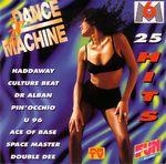 Pochette Dance Machine