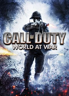 Jaquette Call of Duty: World at War