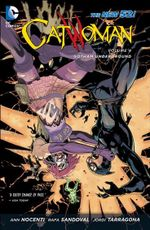 Couverture The Gotham Underground - Catwoman, tome 4
