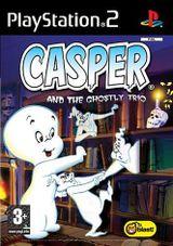 Jaquette Casper et les 3 Fantômes