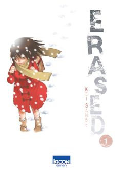 Couverture Erased