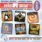Pochette The Braun MTV Eurochart '95, Volume 8