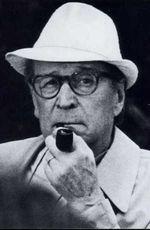 Photo Georges Simenon