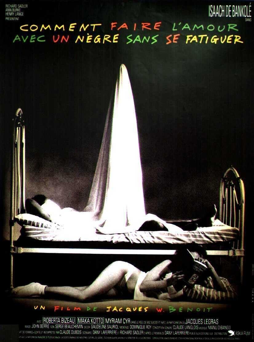 comment faire l 39 amour avec un n gre sans se fatiguer film 1989. Black Bedroom Furniture Sets. Home Design Ideas
