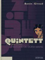 Couverture Premier mouvement : Histoire de Dora Mars - Quintett, tome 1