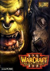 Jaquette Warcraft III : Reign of Chaos
