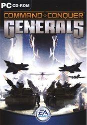 Jaquette Command & Conquer : Generals