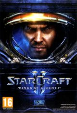Jaquette StarCraft II : Wings of Liberty