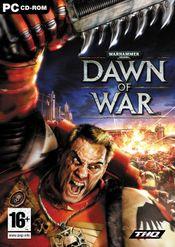 Jaquette Warhammer 40,000 : Dawn of War