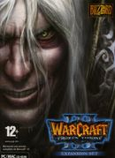 Jaquette Warcraft III : The Frozen Throne