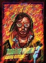 Jaquette Hotline Miami 2: Wrong Number