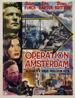 Affiche Opération Amsterdam